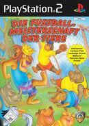 Die-Fussballmeisterschaft-der-Tiere Germany Playstation2 Phoenix Front
