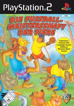 Die-Fussballmeisterschaft-der-Tiere Germany Playstation2 Phoenix Front.jpg