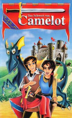 Das-Schwert-von-Camelot VHS-Germany Juenger Front.jpg