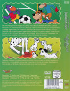 Fussballspiel+Dalmatiner DVD Germany PowerStation Back