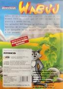 Wabuu (Spanish VCD, Back)