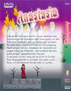 Anastasia DVD Germany PowerStation2 Back