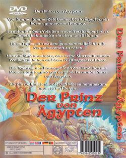 Der-Prinz-von-Aegypten DVD Germany Unknown Back.jpg