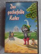 Der gestiefelte Kater (VHS, Junger, Front)