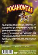 Pocahontas DVD Germany Unknown Back