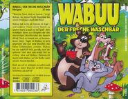 Wabuu CD Germany Back