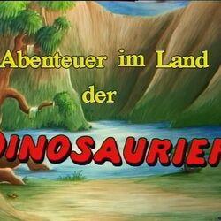 Abenteuer im Land der Dinosaurier