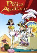 Der-Prinz-von-Aegypten DVD Germany Kidsplay Front