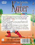 Der-gestiefelte-Kater DVD Germany Unknown Back