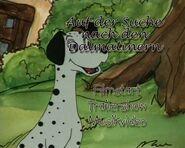 Auf-der-Suche-nach-den-Dalmatinern DVD Germany BestEntertainment Menu