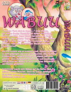 Wabuu DVD Germany ArtMedia Back.jpg