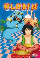 Aladin DVD Germany PowerStation Front