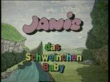 Janis das Schweinchen Baby