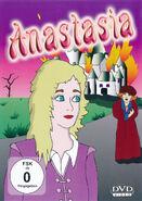 Anastasia DVD Germany PowerStation2 Front