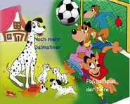 Fussballspiel+Dalmatiner DVD Germany PowerStation Menu1