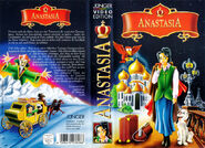 Anastasia VHS-Germany Juenger Cover