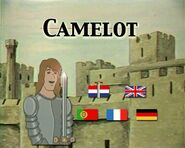 Das-Schwert-von-Camelot DVD Germany Unknown Menu