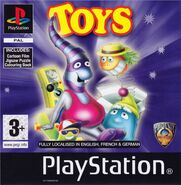 Toys On PS1