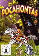 Pocahontas DVD Germany Unknown Front
