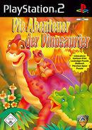 Die-Abenteuer-der-Dinosaurier Germany Playstation2 Phoenix Front