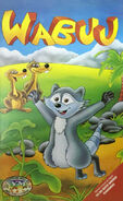 Wabuu (Spanish VHS, Front & VHS)