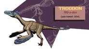 Jurassic Park Jurassic World Guide Troodon