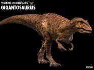 WWD Giganotosaurus