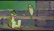 Dinosaur crossover Ducky and Jean-Bob 2