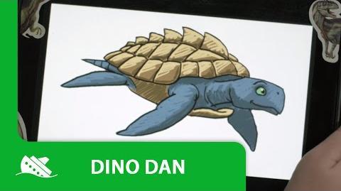 Dino Dan Archelon Promo