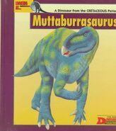Looking At Muttaburrasaurus