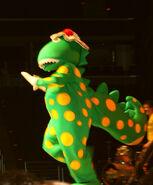 Dorothy the stegosaurus