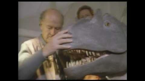 'Dinosaur!' with Walter Cronkite - The Tale of a Tooth - Part 3