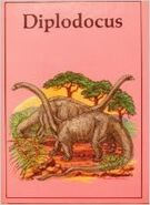 Diplodocus (Dinosaur Lib Series)