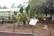 Kentrosaurus, Wild Adventures