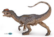 Papo Dilophosaurus