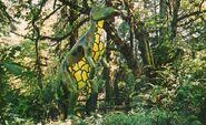 Edmontosaurus-Prehistoric-Gardens-700x428
