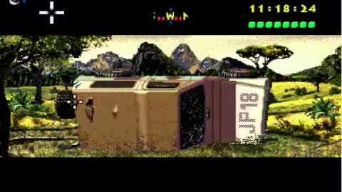 Let's Play Jurassic Park Sega CD (Part 1 Intro & Self Destruct)