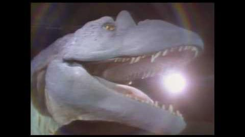 'Dinosaur!' with Walter Cronkite - The Tale of a Bone - Part 1