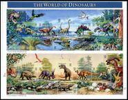 Dino-stamp-USA 1997