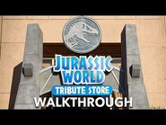 EXCLUSIVE- First Look at the Jurassic World Tribute Store at Universal Orlando Resort
