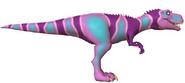 DT Daspletosaurus