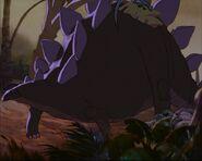 Stegosauro di Fantasia