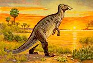 Edmontosaurus-painting--700x481