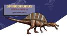 Jurassic Park Jurassic World Guide Spinosaurus