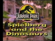Spielberg And The Dinosaurs Of Jurassic Park- A Vintage Documentary