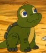 Squirt the stegosaurus-dink-the-little-dinosaur-8 44
