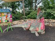 Dinoland Corythosaurus