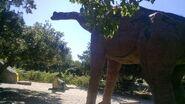 George s eccles dinosaur park brachiosaurus by dinolover09 dcoo6x5-fullview