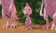 Cory the corythosaurus
