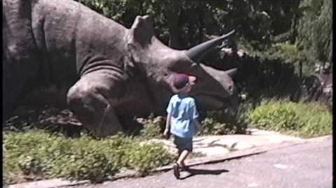 1997 Vernal UT Dinosaur Museum